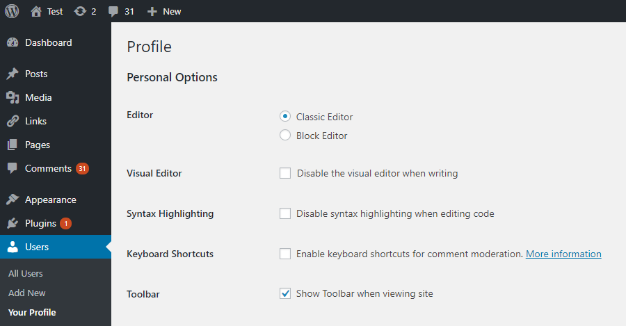 wp-content/plugins/classic-editor/screenshot-2.png